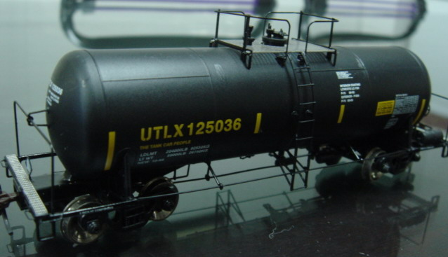 TT Scale Train Model Example